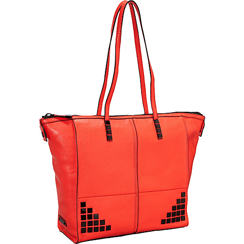 Milly Gwen Tote Red