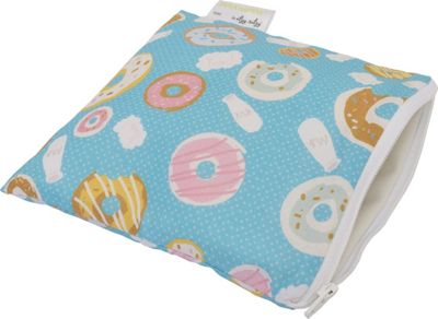 Itzy Ritzy Snack Happens Reusable Snack and Everything Bag Donut Shop - Itzy Ritzy Diaper Bags & Accessories