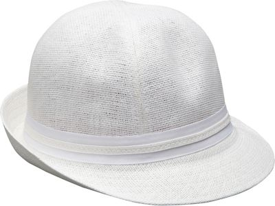 Magid Paper Straw Riding Cap One Size - White - Magid Hats/Gloves/Scarves