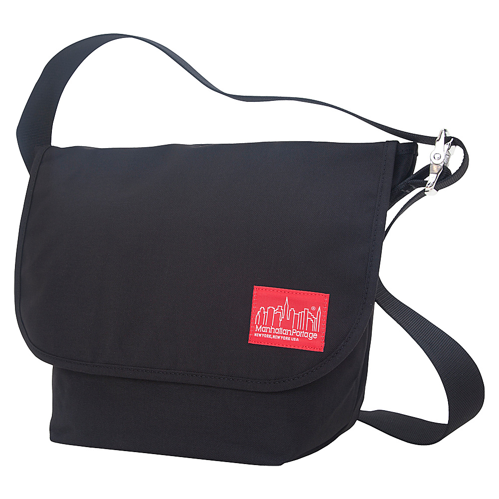 Manhattan Portage Vintage Messenger Bag (M) Black - Manhattan Portage Messenger Bags - Work Bags & Briefcases, Messenger Bags