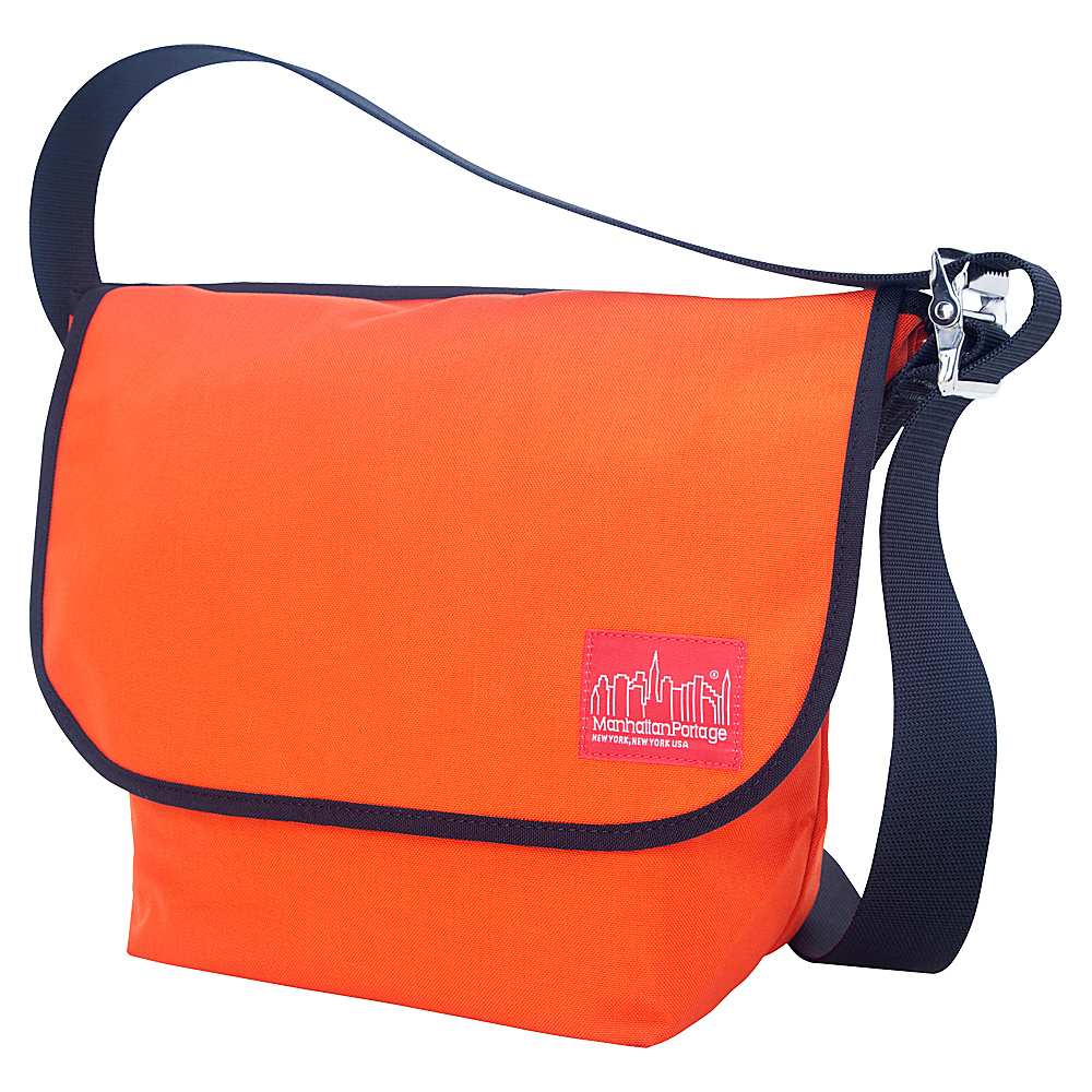Manhattan Portage Vintage Messenger Bag (M) Orange - Manhattan Portage Messenger Bags - Work Bags & Briefcases, Messenger Bags