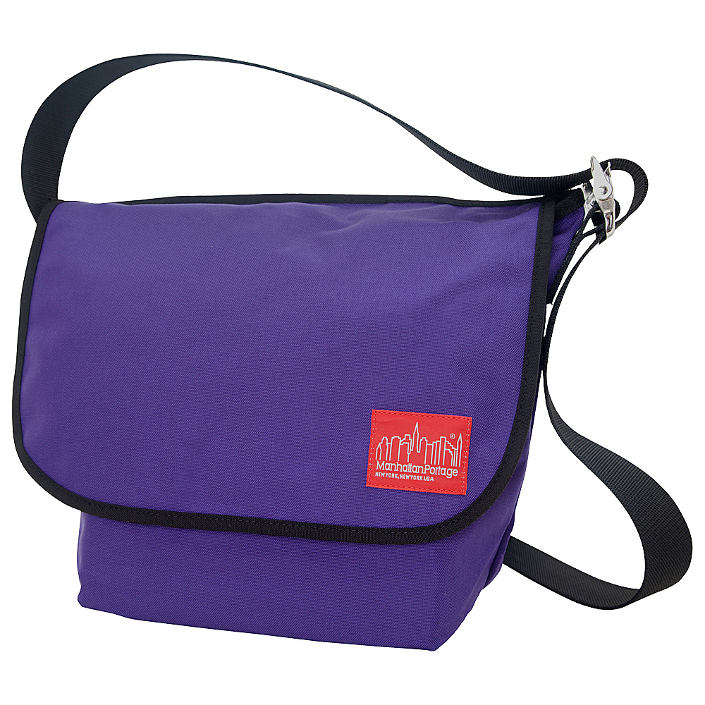 Manhattan Portage Vintage Messenger Bag (M) Purple - Manhattan Portage Messenger Bags - Work Bags & Briefcases, Messenger Bags