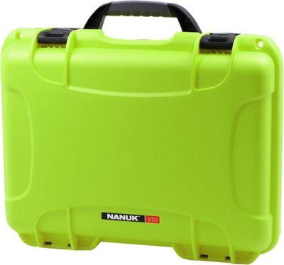 NANUK 910 Water Tight Protective Case w/ Foam Insert Lime - NANUK Camera Accessories