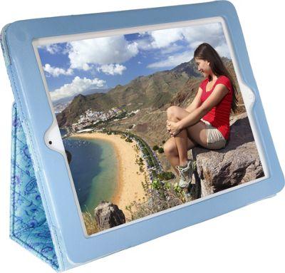 Digital Treasures iPad 10 inch Folio Case Paisley - Digital Treasures Electronic Cases