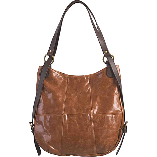 Ellington Handbags Charlie Backpack Purse Brown - Ellington Handbags Leather Handbags