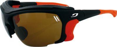 Julbo Trek - Camel NTX Photochromic & Polarized Lens Black/Orange - Julbo Sunglasses