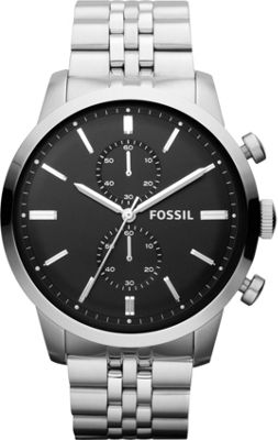 Fossil Townsman Silver - Fossil Watches