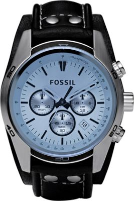 Fossil Sport Cuff Black - Fossil Watches