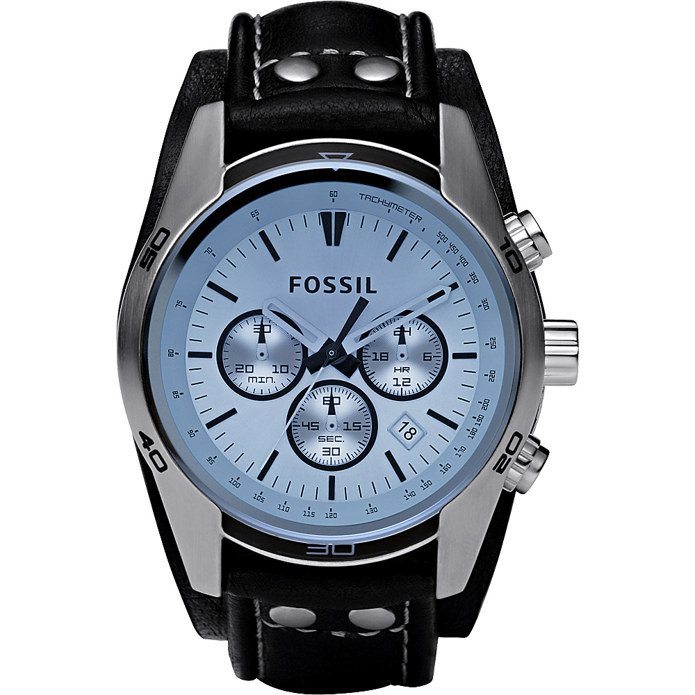 Fossil Sport Cuff Black - Fossil Watches - Fashion Accessories, Watches