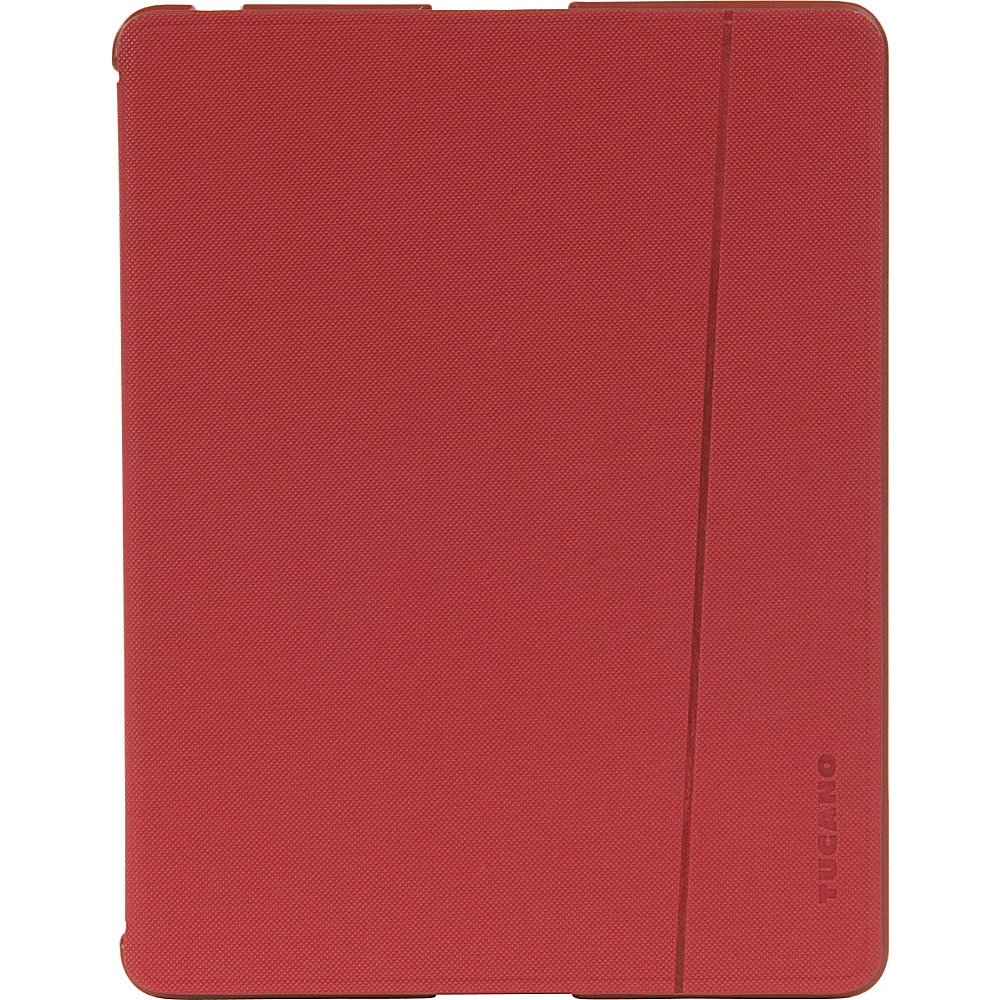 Tucano Palmo Hardshell Case For IPad 4th 3rd Generation Red Tucano Electronic Cases