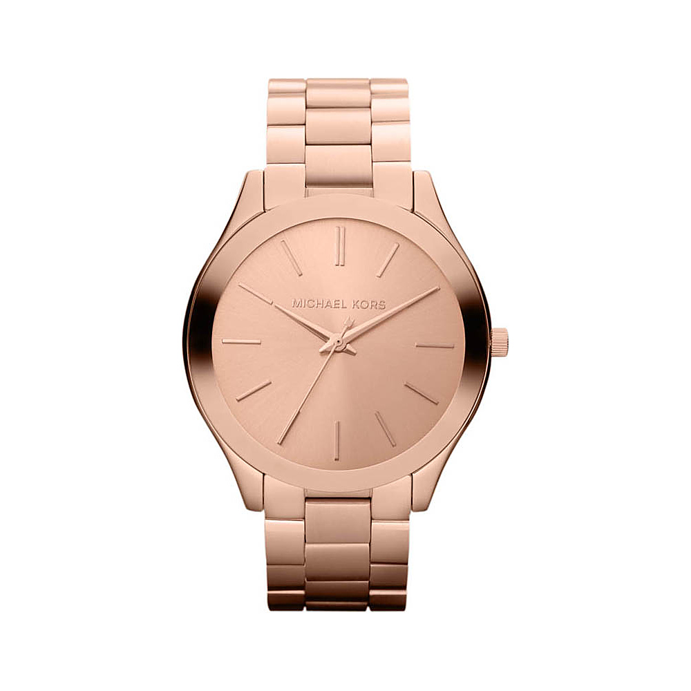 Michael Kors Watches Slim Runway Watch Rose Gold Michael Kors Watches Watches