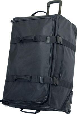 Netpack FAT Boy Standing UP Cargo Duffel Black - Netpack Rolling Duffels