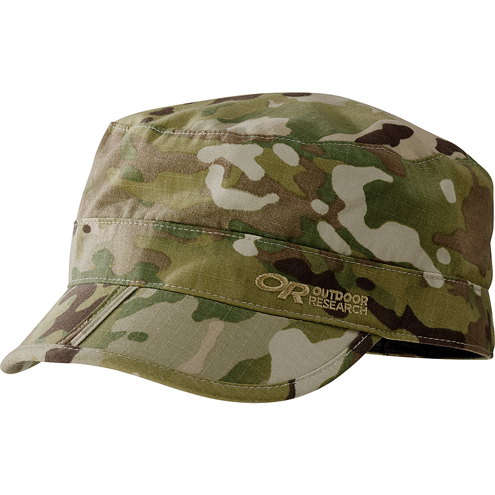 Outdoor Research Radar Pocket Cap Multicam L - Multicam - Large - Outdoor Research Hats/Gloves/Scarves - Fashion Accessories, Hats/Gloves/Scarves
