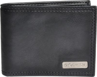Columbia X-Capacity Slimfold Black - Columbia Men's Wallets