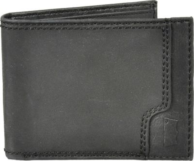 Levi's Passcase Wallet BLACK - Levi's Men's Wallets