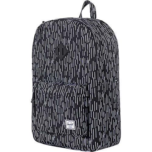Herschel Supply Co. Heritage Weather Pack Army Stripe - Herschel Supply Co. Laptop Backpacks