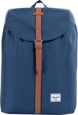 Herschel Supply Co. Post Backpack Navy - Herschel Supply Co. Everyday Backpacks