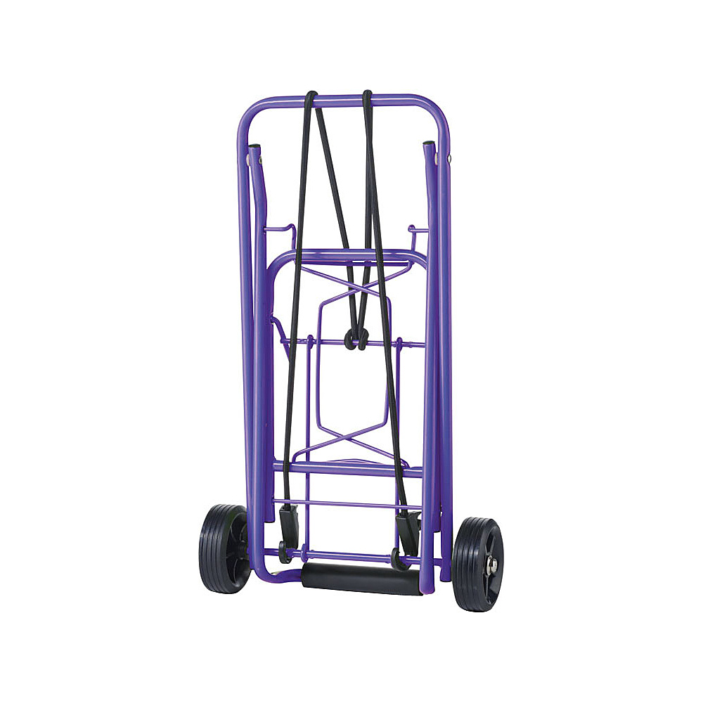 Travel Smart by Conair Folding Multi-Use Cart Purple - Travel Smart by Conair Luggage Accessories