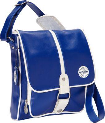 Pan Am Originals - Traffic Pan Am Blue/Vintage White - Pan Am Other Men's Bags