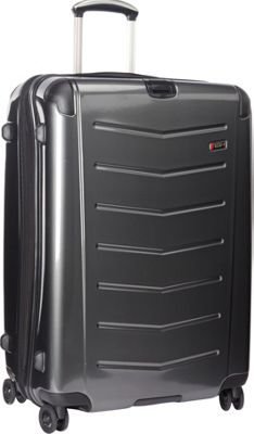 Ricardo Beverly Hills Rodeo Drive 29 inch 4-Wheel Exp Upright Anthracite - Ricardo Beverly Hills Hardside Checked