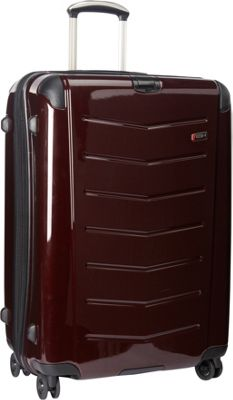 Ricardo Beverly Hills Rodeo Drive 29 inch 4-Wheel Exp Upright Black Cherry - Ricardo Beverly Hills Hardside Checked