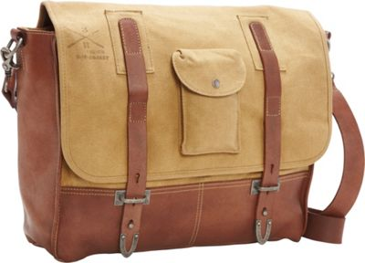 Parson Gray for Kalencom Gunnery Field Sling Sand - Parson Gray for Kalencom Messenger Bags