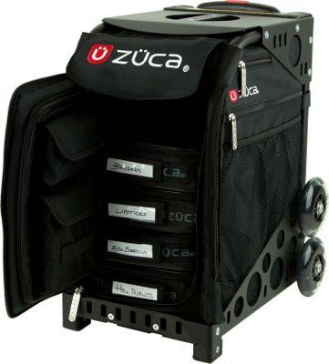 ZUCA Sport Artist Obsidian/Black Frame Obsidian - Black Frame - ZUCA Softside Checked
