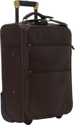 ClaireChase Classic 21 inch Pullman Upright Cafe - ClaireChase Softside Carry-On