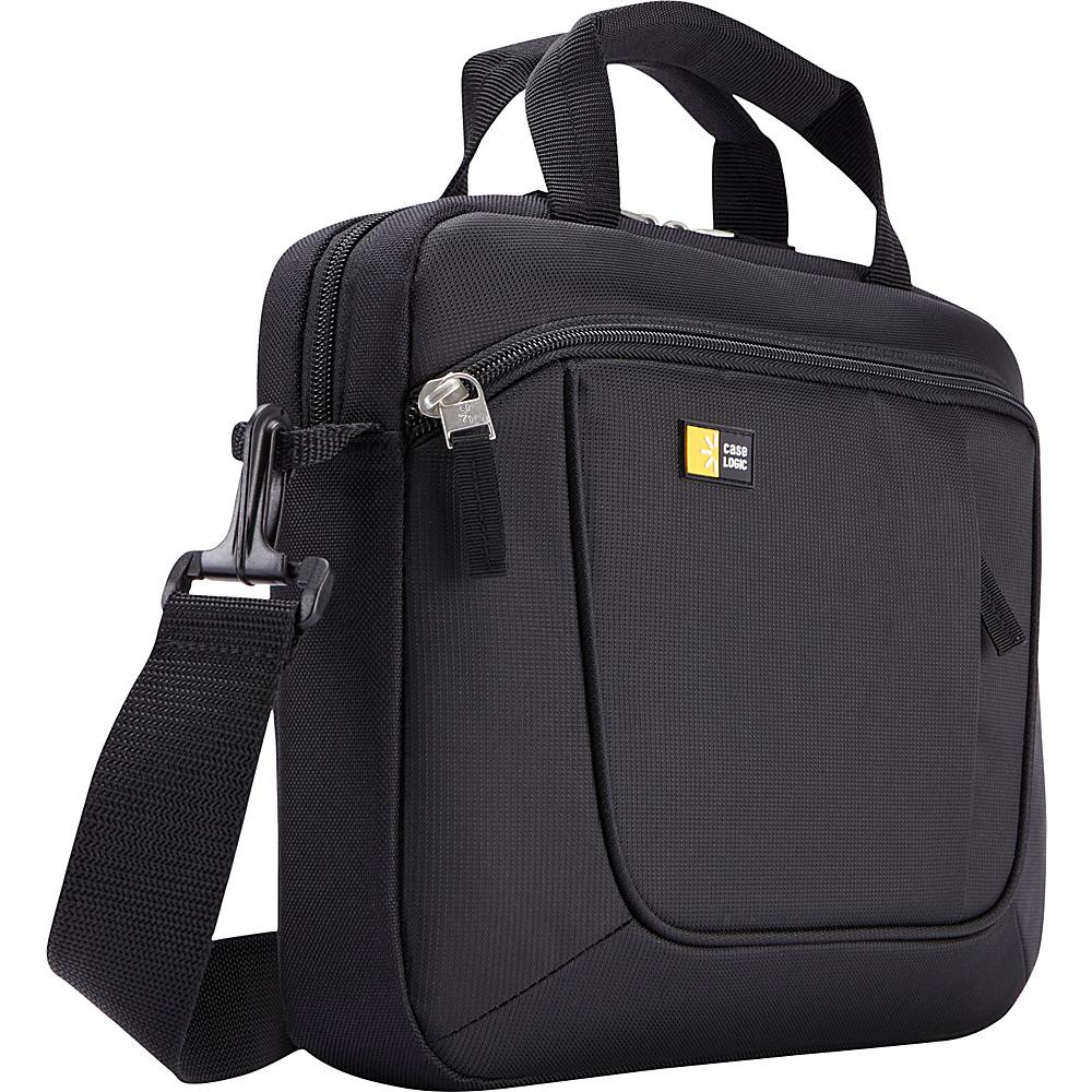 "Case Logic 11"" Laptop and iPad Slim Case Black - Case Logic Non-Wheeled Business Cases"