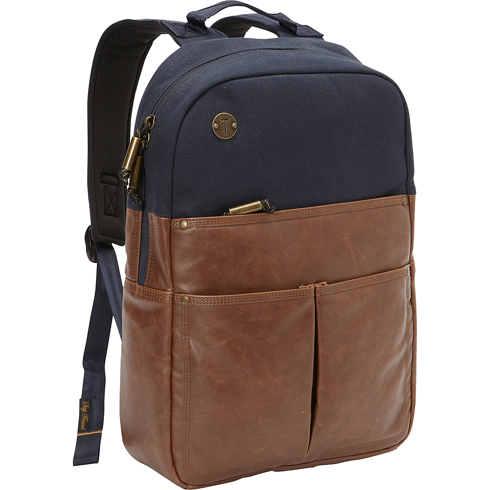 Upc 888394023801 Product Image For Focused E The Departure Backpack Navy Brown