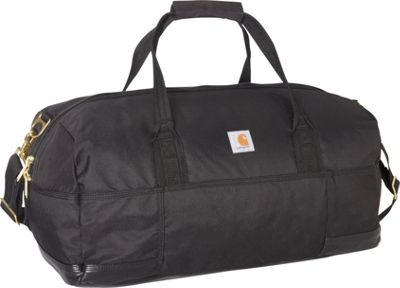 Carhartt Legacy 23 inch Gear Bag Black - Carhartt Travel Duffels