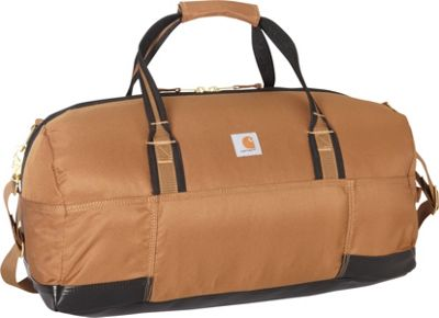 Carhartt Legacy 23 inch Gear Bag Carhartt Brown - Carhartt Travel Duffels