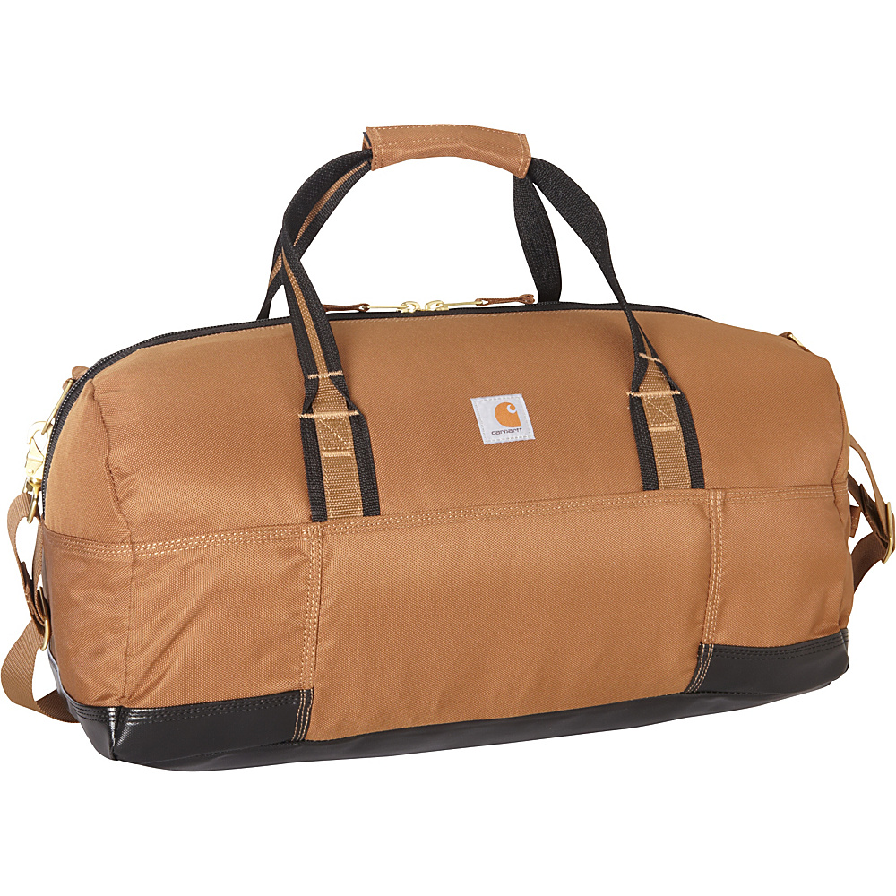"Carhartt Legacy 23"" Gear Bag Carhartt Brown - Carhartt Travel Duffels"