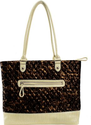 Parinda Allie Bronze - Parinda Manmade Handbags
