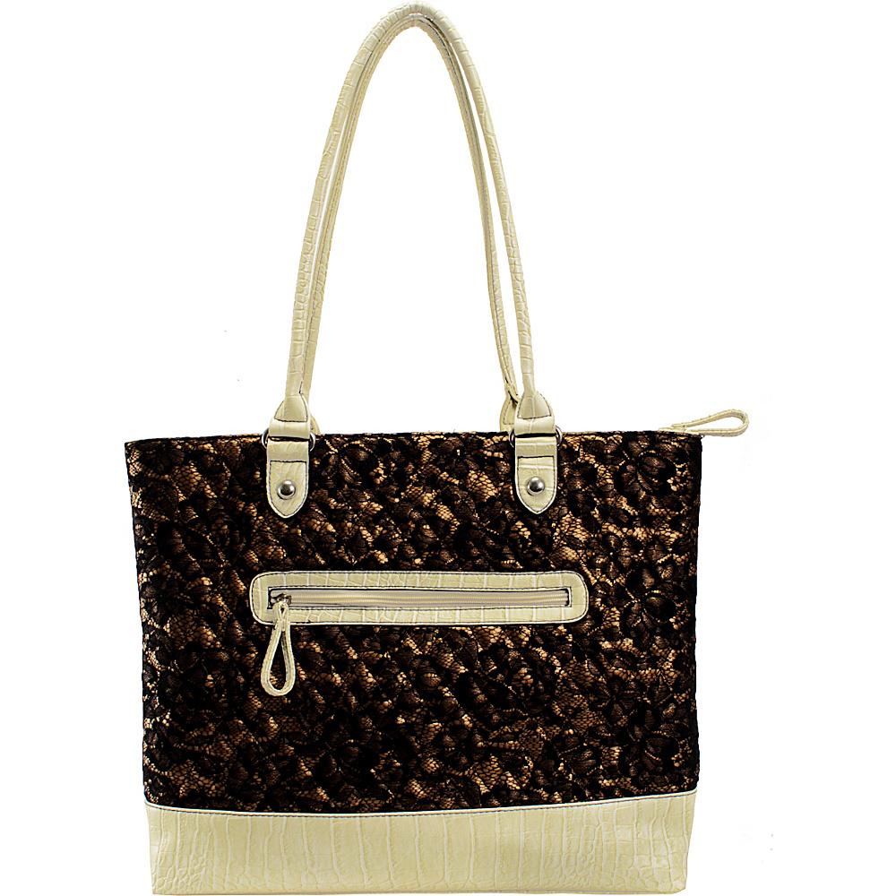 Parinda Allie Bronze - Parinda Manmade Handbags