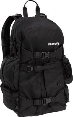 Burton Zoom Pack [26L] True Black - Burton Day Hiking Backpacks