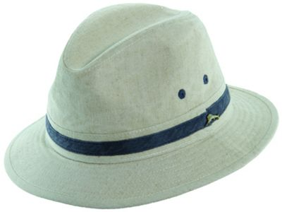 Tommy Bahama Headwear Tommy Bahama Headwear Linen Blend Safari L - Natural - Tommy Bahama Headwear Hats/Gloves/Scarves