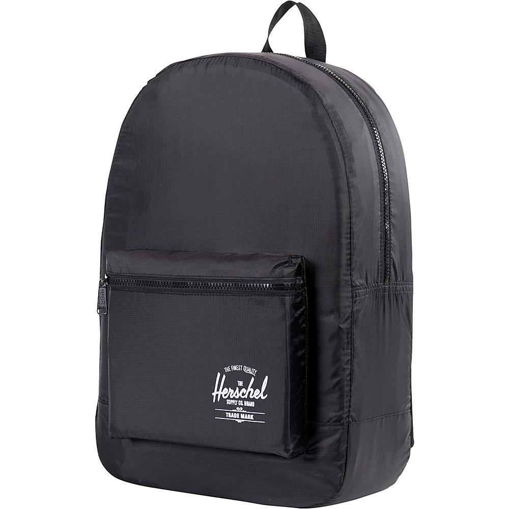 Herschel Supply Co. Packable Daypack Black - Herschel Supply Co. School & Day Hiking Backpacks