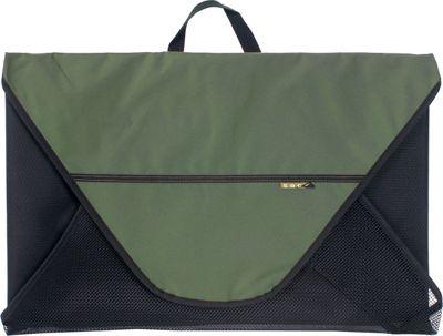 SOC Gear Q-Folder Large Green/Black - SOC Gear Travel Organizers