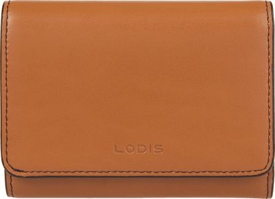 Lodis Audrey Mallory French Wallet - Core Colors Toffee - Lodis Women's Wallets
