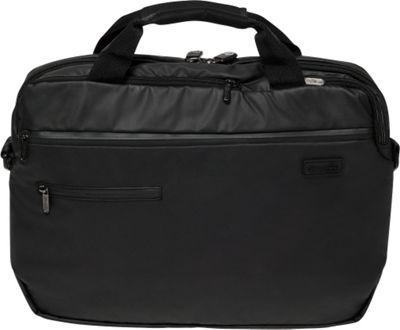 Genius Pack The Entrepreneur Jet Black - Genius Pack Non-Wheeled Business Cases