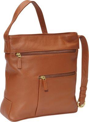 J. P. Ourse & Cie. Glendale Tan - J. P. Ourse & Cie. Leather Handbags