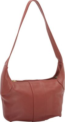 J. P. Ourse & Cie. Cessna Berry Red - J. P. Ourse & Cie. Leather Handbags