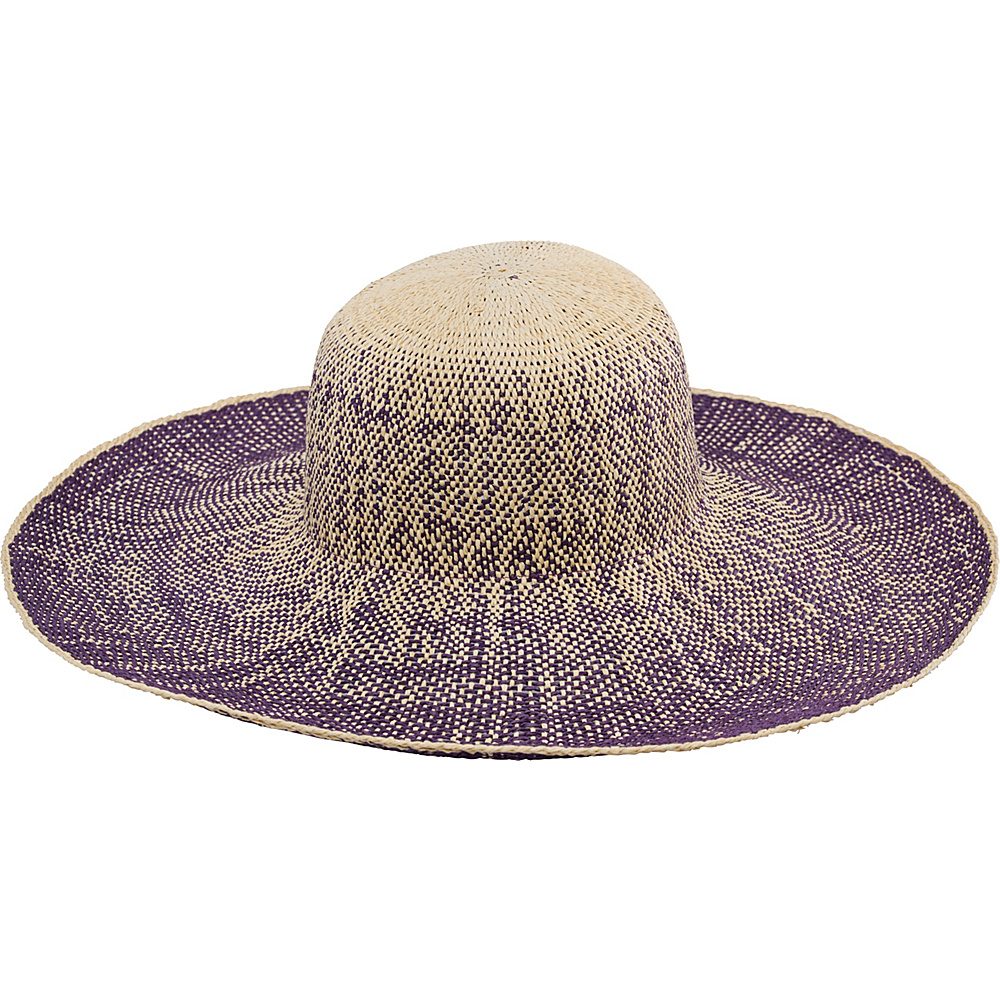 San Diego Hat Ombre Paper Floppy Orchid San Diego Hat Hats Gloves Scarves
