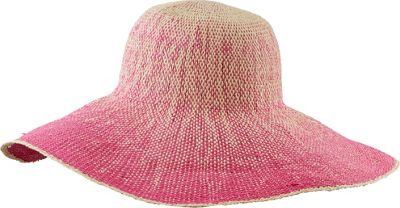 San Diego Hat Ombre Paper Floppy One Size - Paradise Pink - San Diego Hat Hats/Gloves/Scarves