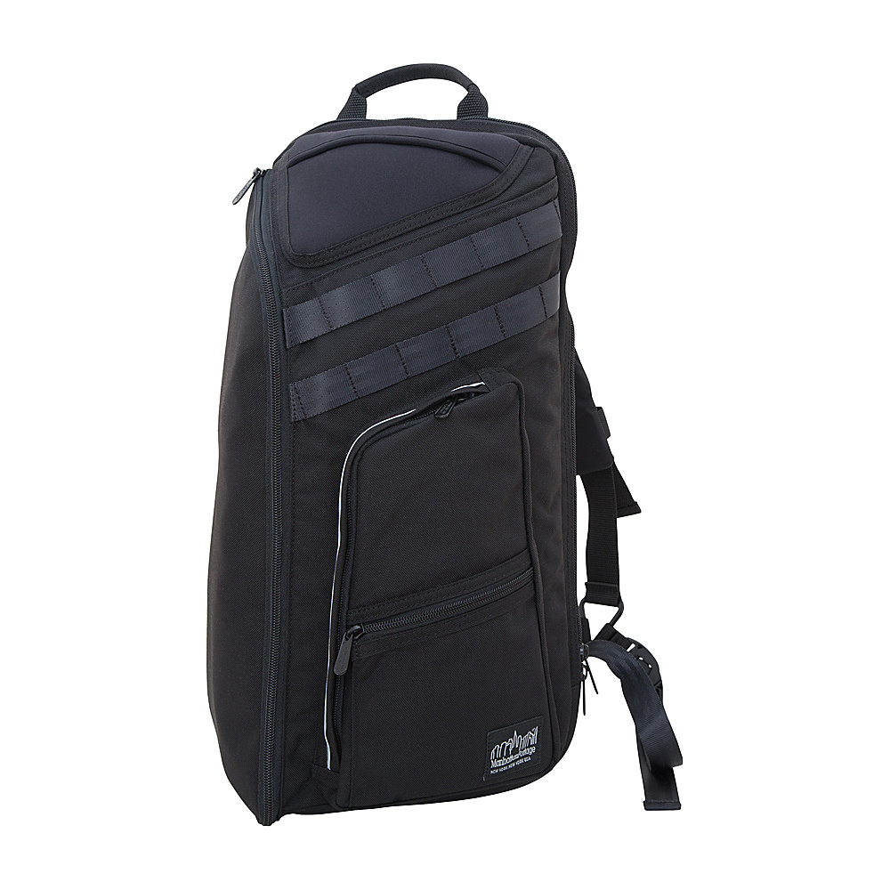 Manhattan Portage Chambers Bag Black - Manhattan Portage Business & Laptop Backpacks - Backpacks, Business & Laptop Backpacks