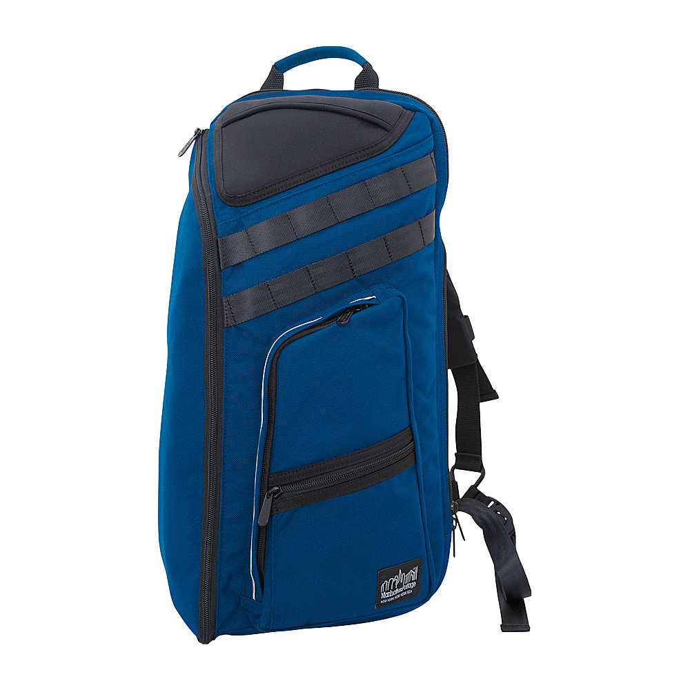 Manhattan Portage Chambers Bag Navy - Manhattan Portage Business & Laptop Backpacks - Backpacks, Business & Laptop Backpacks