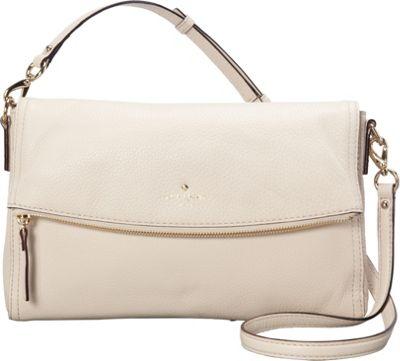 kate spade new york Cobble Hill Carson Crossbody Bag Pebble - kate spade new york Designer Handbags