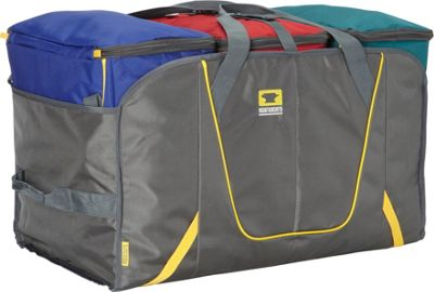 Mountainsmith Modular Hauler 3 Storage System Charcoal Grey - Mountainsmith Trunk and Transport Organization
