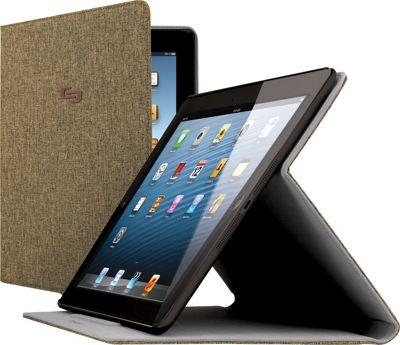 SOLO Solo Avenue Slim Case for iPad Air Gray - SOLO Electronic Cases